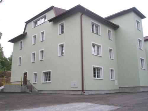 Nová bytovka (květen 2009)