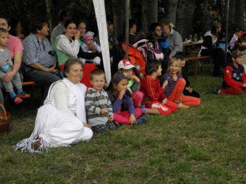Pohádkový les, oslava konce prázdnin 2013